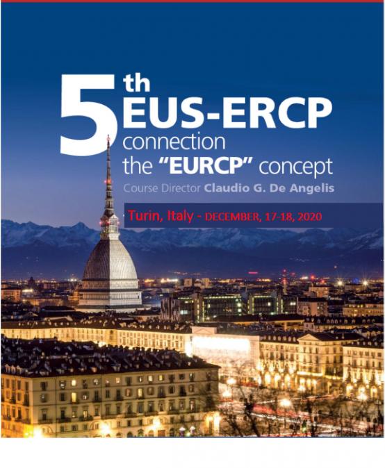 """5th EUS-ERCP connection the """"EURCP"""" concept"""