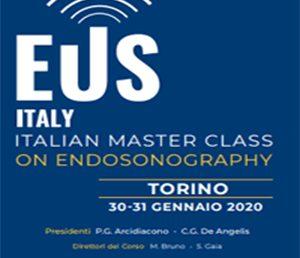 EUS – Italian Master Class on Endosonography